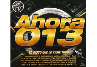 VARIOUS - Ahora 013 - El Disco Que Lo Tiente Todo  - (CD)
