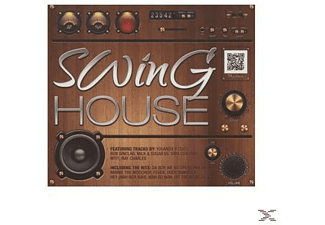 VARIOUS - Swing House  - (CD)