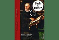 Gesualdo Consort Amsterdam, Musica Amphion - Bach & Luther [CD]
