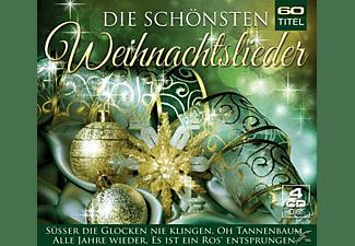 VARIOUS - Die Schönsten Weihnachtslieder (4 Cd Box)  - (CD)