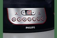 PHILIPS HD9140/91 Dampfgarer (900 Watt, Schwarz)