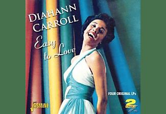 Diahann Carroll - EASY TO LOVE  - (CD)