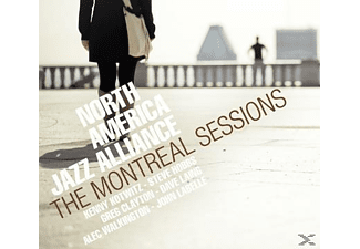 North America Jazz Alliance - The Montreal Sessions  - (CD)