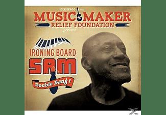 Ironing Board Sam - Double Bang!  - (CD)