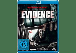 Evidence Blu-ray
