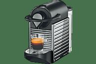 KRUPS XN300D Nespresso Pixie Stainless Steel  Kapselmaschine Schwarz