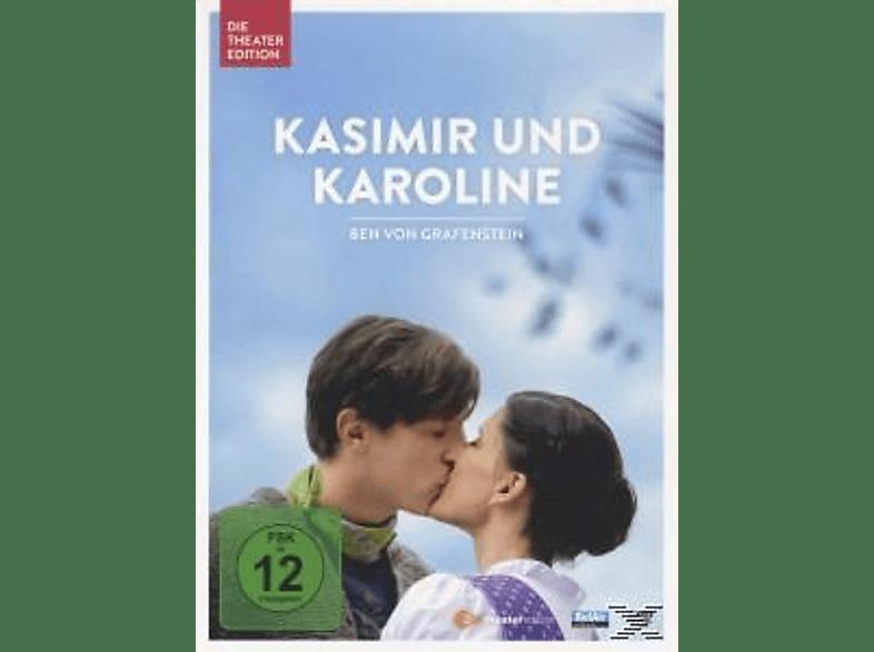 Kasimir und Karoline - Theaterfilm nach Ödön von Horváth [DVD]