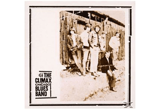 Climax Chicago Blues Band - The Climax Chicago Blues Band  - (CD)