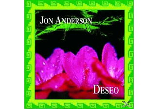 Jon Anderson - Deseo  - (CD)