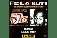 Fela Kuti - Shakara / London Scene (Remastered) [CD]