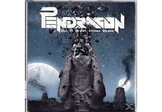 Pendragon - Out Of Order Comes Chaos  - (CD)