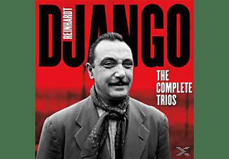 Django Reinhardt - The Complete Trios + Bonustrack  - (CD)
