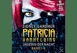 Patricia Vanhelsing - Jägerin Der Nacht.Band 1-6.Mp3 Version  - (MP3-CD)