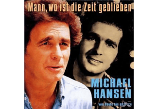 Michael Hansen - Mann, Wo Ist Die Zeit Geblieben  - (CD)