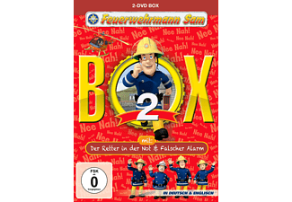 Feuerwehrmann Sam - Staffel 6.2 DVD