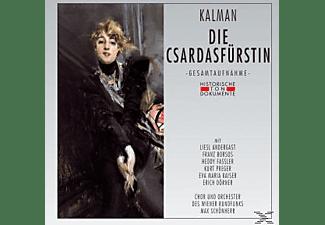 Chor Und Orchester Des Wiener Rundfunks - Die Csardasfürstin  - (CD)