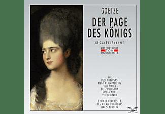 Chor Und Orchester Des Wiener Rundfunks - Der Page Des Königs  - (CD)