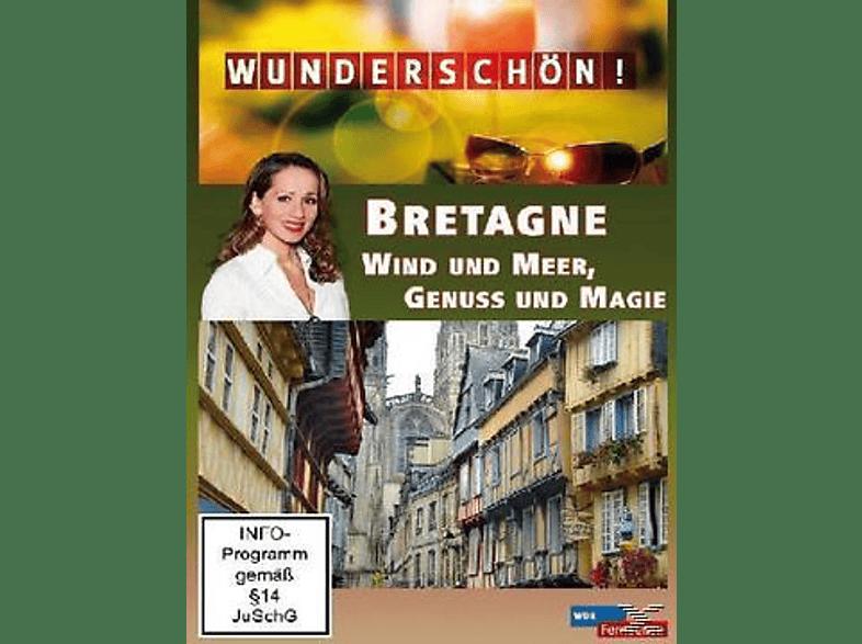 Wunderschön! - Bretagne: Wind und Meer, Genuß und Magie [DVD]