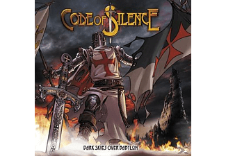 Code Of Silence - Dark Skies Over Babylon  - (CD)