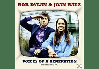 Joan Baez, Bob Dylan - Voices Of A Generation  - (Vinyl)