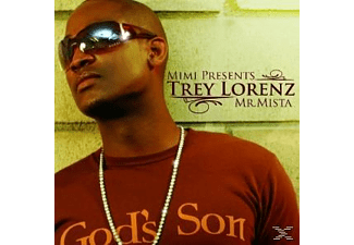 Trey Lorenz - Mr.Mista  - (CD)