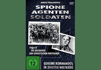 SPIONE AGENTEN SOLDATEN 12 - GESCH. SOWJET.PANZER DVD