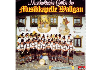 Musikkapelle Wallgau - Musikalische Grüße  - (CD)