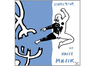 Knorkator - Ich Hasse Musik  - (CD)