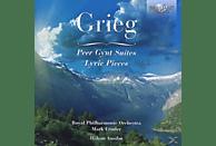 Emmler Mark, Haakon Austbö, Royal Philharmonic Orchestra - Grieg: Peer Gynt Suites [CD]
