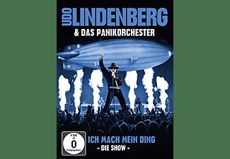 Udo & Das Panikorchester Lindenberg - ICH MACH MEIN DING - DIE SHOW  - (CD + DVD Video)