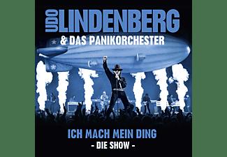 Udo Lindenberg & Das Panik-Orchester - Ich Mach Mein Ding-Die Show  - (CD)