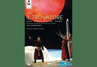 Claudio Sgura, Teresa Romano, Mzia Nioradze, Marcelo Álvarez, Coro Del Teatro Regio Di Parma, Orchestra Del Teatro Regio Di Parma - Il Trovatore  - (DVD)
