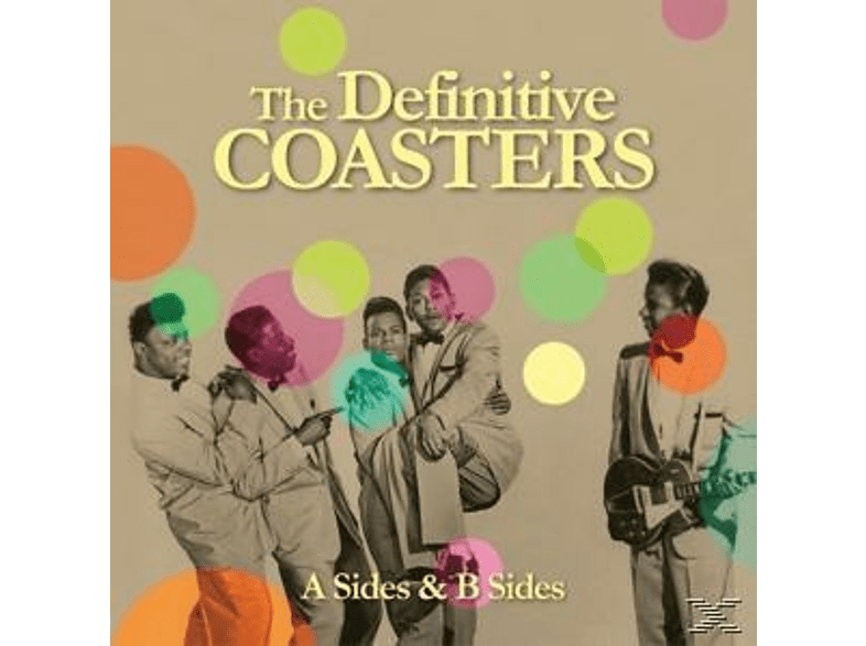 The Coasters - The Definitve Coasters [CD]