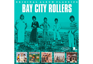 Bay City Rollers - ORIGINAL ALBUM CLASSICS  - (CD)