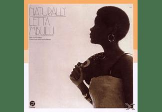 Letta Mbulu - Naturally  - (CD)