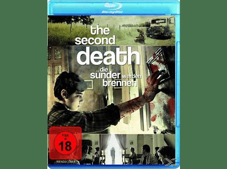 The Second Death - Die Sünder werden brennen [Blu-ray]
