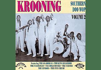 VARIOUS - Krooning: Southern Doo Wop 2  - (CD)
