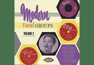 VARIOUS - Modern Vocal Groups 2  - (CD)