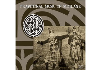 VARIOUS - TRADITIONAL MUSIC OF SCOTLAND  - (CD)