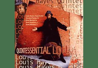 Louis Quintet Hayes - Quintessential Lou  - (CD)
