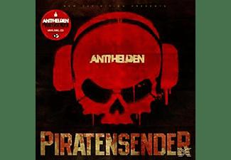 Antihelden - Piratensender  - (LP + Bonus-CD)