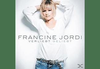 Francine Jordi - VERLIEBT GELIEBT [CD]