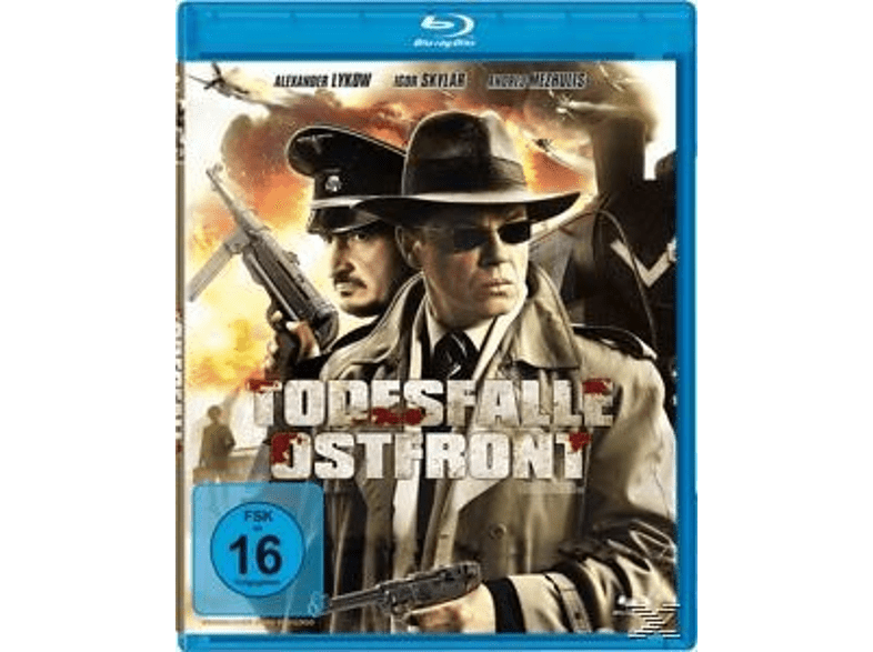 Todesfalle Ostfront [Blu-ray]