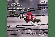 Birgit Schmieder, Akiko Yamashita - Termporal Variations - Music For Oboe And Piano [SACD Hybrid]