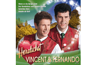 Vincent & Fernando - Herzlichst: Vincent & Fernando [CD]