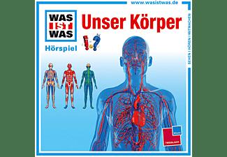 Was Ist Was - Unser Körper (Einzelfolge)  - (CD)