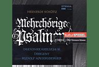 Dresdner Kreuzchor - Mehrchörige Psalmen (Kulturspiegel-Edition) [CD]