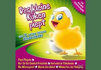 VARIOUS - Das Kleine Küken Piept Und 16 Weitere Tierische Kinderlieder  - (CD)