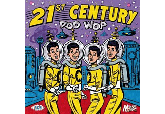 VARIOUS - 21st Century Doo Wop  - (CD)