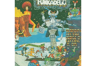 Funkadelic - Standing On The Verge Of Getting It On/R  - (CD)